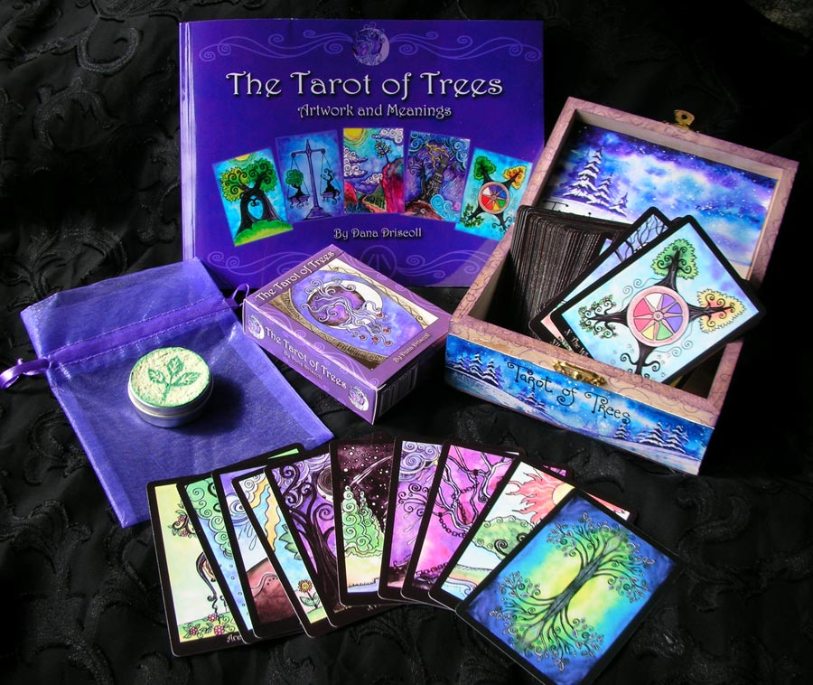 The Tarot of Trees Boxset